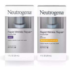 Neutrogena Rapid Repair- Anti- Envelhecimento Dia/noite