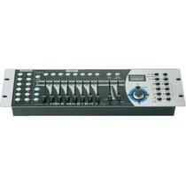 Consola De Iluminacion Acme Ca1612j Dmx 512 Hasta 192 Canale
