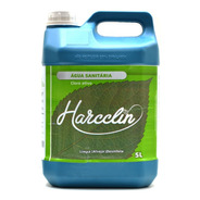 Água Sanitária 5 Litros Harcclin Cloro Ativo