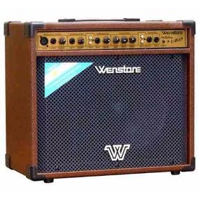 Multi Amplificador Wenstone Guitarra Micrófono Teclado