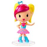 Mini Boneca Barbie Filme Em Um Mundo De Video Game - Mini Pi