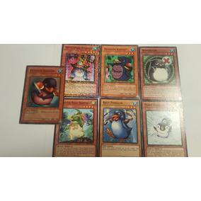 Set Penguin. Penguin Soldier Yugioh. 7 Cartas
