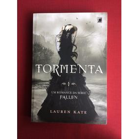 Livro - Tormenta - Col. Fallen - Lauren Kate - Seminovo