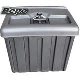 Cajon Baul Plastico Herramientas Bepo C/ Llave P/ Camioneta