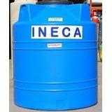 Cisterna De Agua Ineca 1000 Lts. Celeste - Plástico