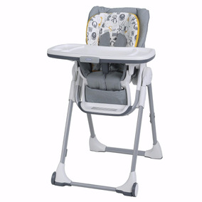 Silla Bebe Alta De Comer Graco Swift Fold Abc Creciendo