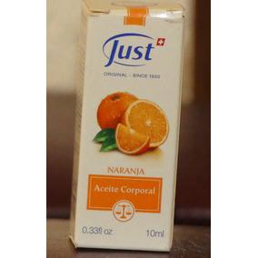 Just Aceite Esencial Orange