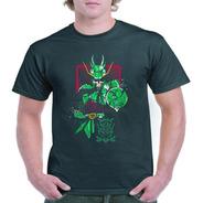 Playera Skull Caballero Del Zodiaco Dragon Hombre
