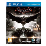Batman Arkham Night Fisico Ps4 Nuevo Sellado