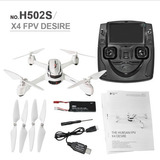 Drone Hubsan X4 H502s, Control Con Pantalla, Cámara 720 Phd