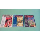Revistas Conan O Bárbaro Especial