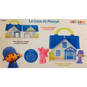 Pocoyo La Casa De Pocoyó