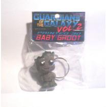 Llavero Baby Groot Guardianes De La Galaxia 2