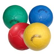 Macu Pelota De Fútbol 18 Cm Goma Espuma Colores Original
