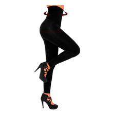 Calza Modeladora Chupin Faja 30cm 100% Lycra Mujer Xs- Xx