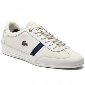 3b9a1d45e8471 Tenis Lacoste Originales Color Blanco - Tenis Casuales Lacoste de ...