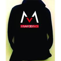 Playera 100% Algodon Maroon 5 Calidad Y Precio