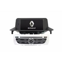 Central Kit Multimidia Renault Fluence Original