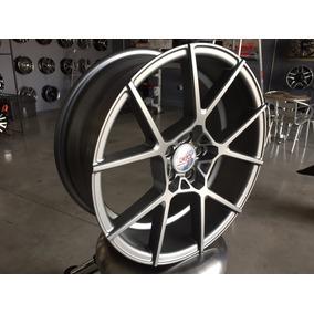 Rines 17 5/100 Aluminio Vento Neon Stratus Jetta A4 Corolla