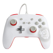 Joystick Control Mario White Powera Nintendo Switch Original