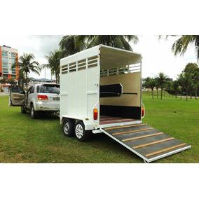 Carrocinha Para Transporte De Cavalos