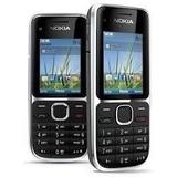 Nokia C2-01 3g 100 % Original Câm 3.2mpx