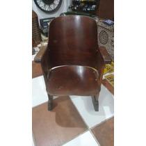 Cadeira De Cinema Antiga Poltrona Barbeiro Barbearia