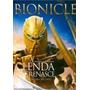 Dvd Bionicle - A Lenda Renasce (semi Novo)
