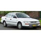 Libro Digital De Taller Toyota Corolla 1991-1999 Español
