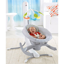 Columpio Unisex Bebe Fisher Price 4 En 1 Smart
