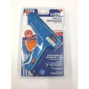 Pistola Encoladora Liggo 11mm Para Silicona + 2 Barritas