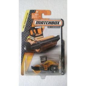 Matchbox Aplanadora Road Roller 16/120 Pieza Americana