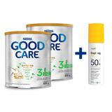 2 Fórmulas Infantil Good Care 3 Optipro Supreme 800 Gr ...
