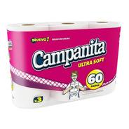 Rollo Cocina Campanita Ultra Soft Bolsón X 24 Unidades