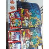 Album Dragon Ball Super Completo A Pegar + Envio Gratis