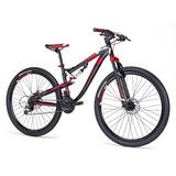Bicicleta Mercurio Expert Dh Rodada 29 Aluminio 21 Vel 2018