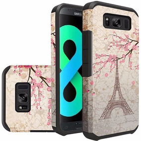 Sku 252 Funda Case Torre Eiffel Ultraresist Samsung S8 Plus