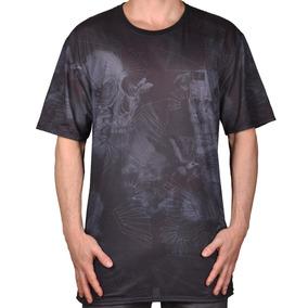 Camiseta Mcd Geolines Ii - Cut Wave