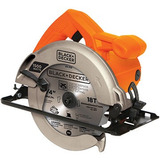 Sierra Circular Black And Decker Cs1024 7 1/4 180mm C/ Disco