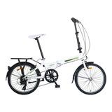 Bicicleta Winner Folding Acero 20