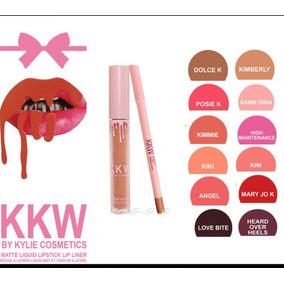 Lipgloss Kkw. Entregas En Valencia, San Juan Y San Carlos