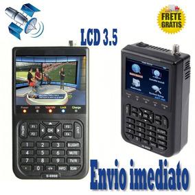 Localizador De Satelite 6906 Original Duo Sat Lk Envio Hoje