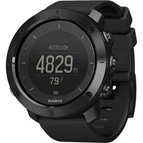 Suunto Traverse Zafiro Del Reloj Del Gps - Negro Ss022291000