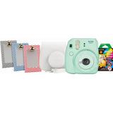 Cámara Instantánea Fujifilm - Instax Mini 9 - Mint Green
