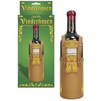 Cubre Botellas De Vino Vinderhosen Lederhosen 4dageek