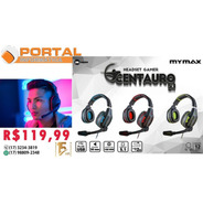 Headset Gamer Centauro 5.1 - 2787