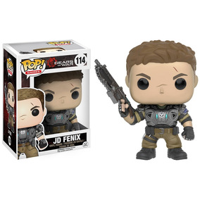 Gears Of War - Jd Fenix Funko Pop Games