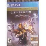 Destiny The Taken King Ps4 Nuevo Original Sellado