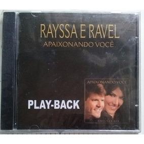 Cd Rayssa E Ravel - Apaixonando Você - Playback