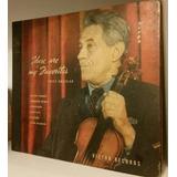 Álbum Antiguo De Discos Pasta. Clásica Violin